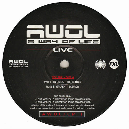 Download VA - AWOL - A Way Of Life - Live mp3