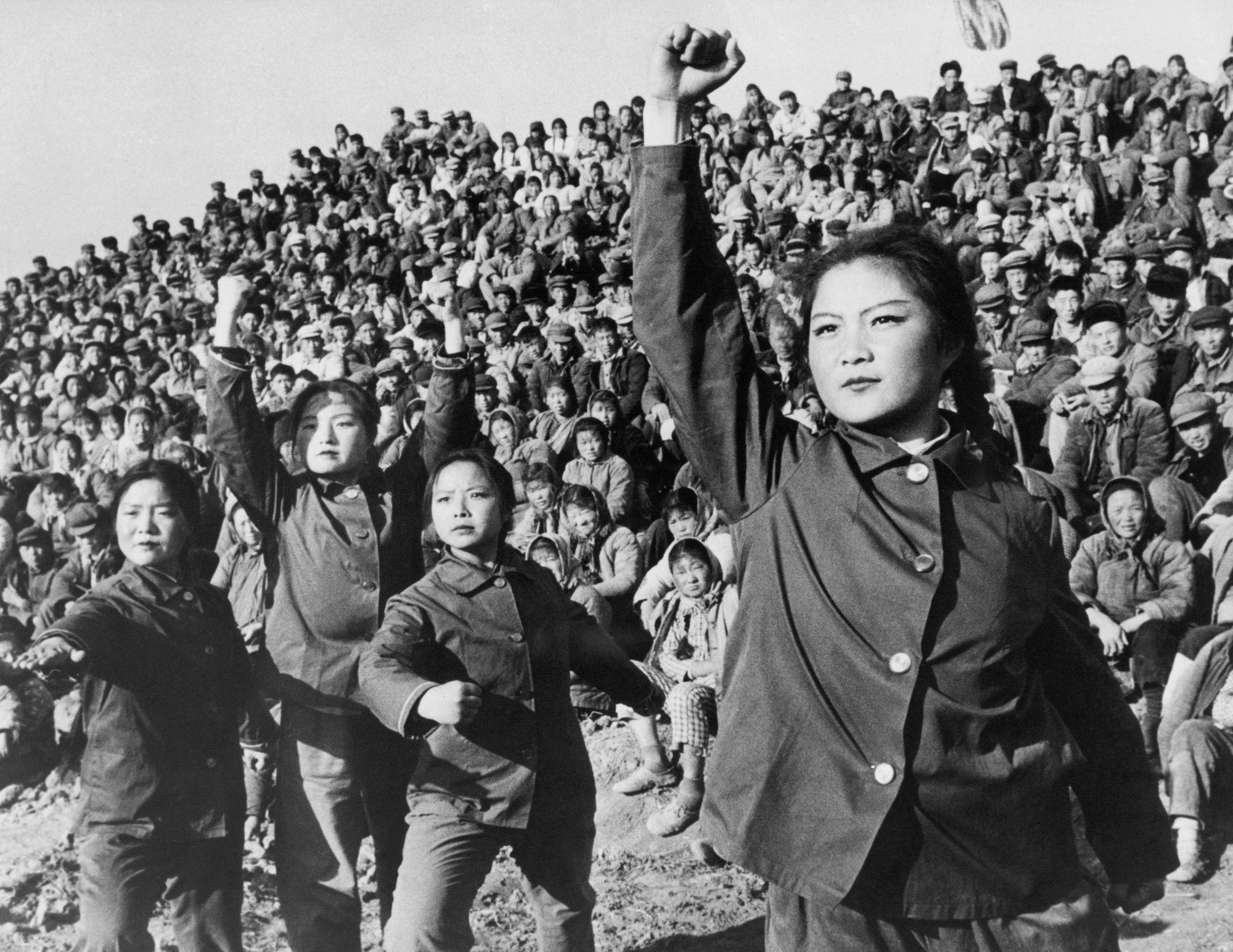 Mao's Revolution (Img Via National Geographic)