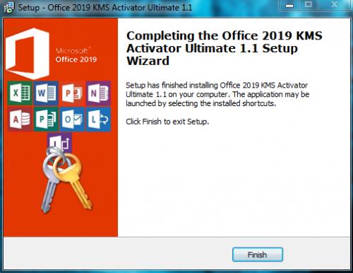 Office 2019 KMS Activator Ultimate v1 1 - Programs/Softwares