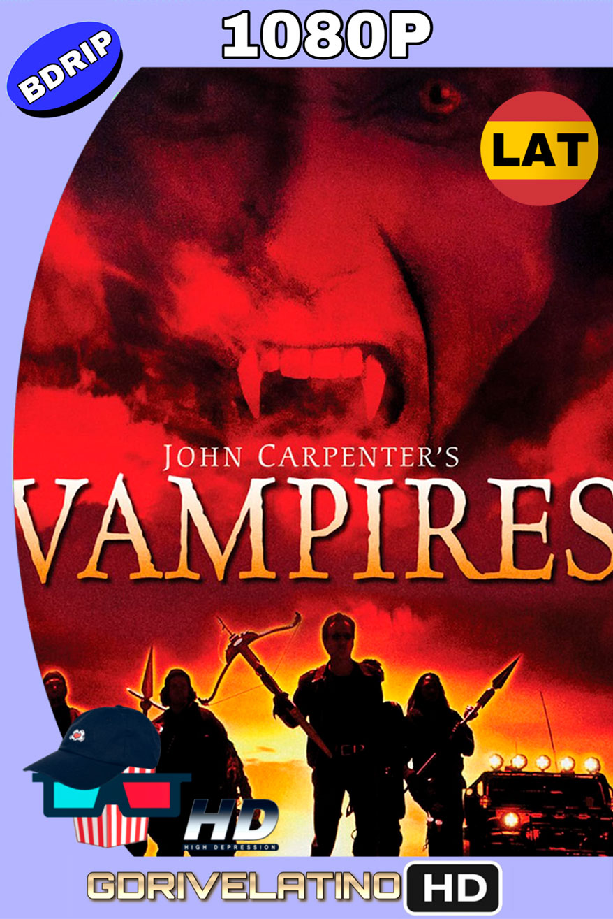 Vampiros (1998) BDRIP 1080p Latino-Ingles MKV