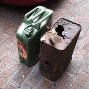 Invacar Fuel Tank Size Comparison