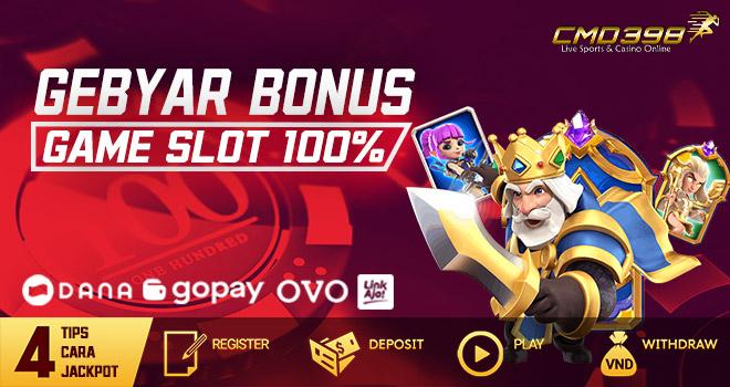 Slot Cashback 100