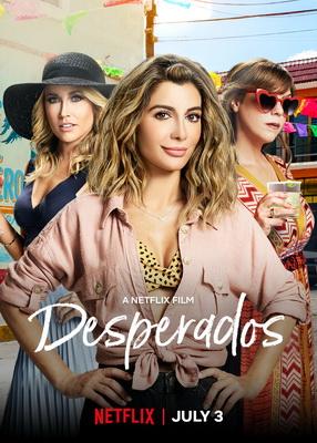 Desperados (2020) FullHD 1080p WEBrip HDR10 HEVC AC3 ITA + E-AC3 ENG