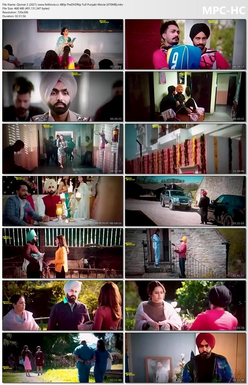 Qismat-2-2021-www-9x-Movie-cc-480p-Pre-DVDRip-Full-Punjabi-Movie-470-MB-mkv