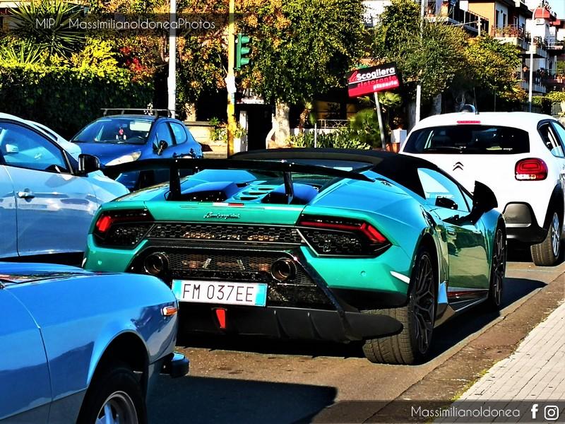 Avvistamenti auto rare non ancora d'epoca - Pagina 20 Lamborghini-Huracan-LP640-4-Performante-5-2-640cv-18-FM037-EE-3
