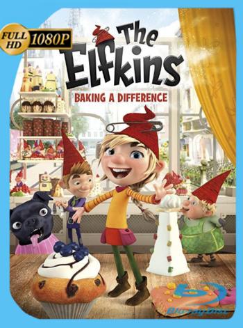 Los Elfkins (2020) NF WEB-DL [1080p] Latino [GoogleDrive]