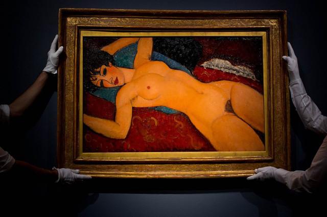 Amedeo-Modigliani-Nu-couch-1917-18
