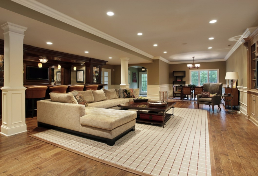 Simplicity Home Basement Remodeling Ideas
