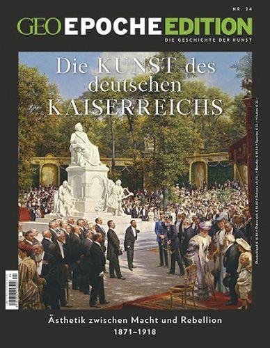 Cover: Geo Epoche Das Magazin für Geschichte No 24 Oktober 2021