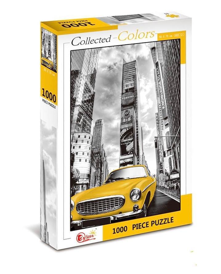 ფაზლი ნიუ-იორკი  1000 ნაწილანი