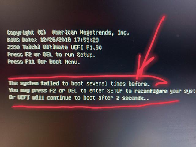 fails running RAM 3Ghz XMP profile, 9900K and Z390 - CyberPowerPC