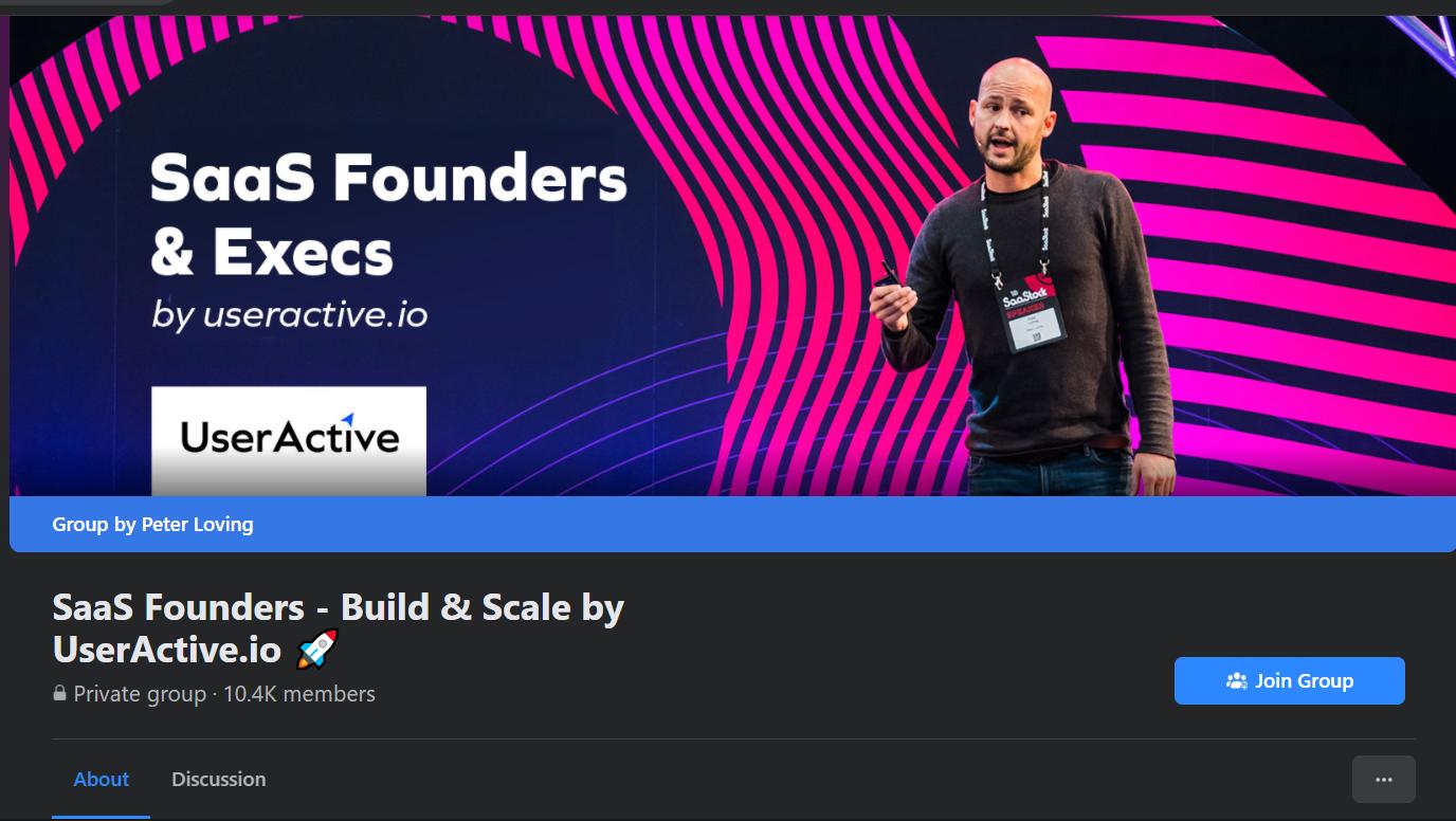 saas founders