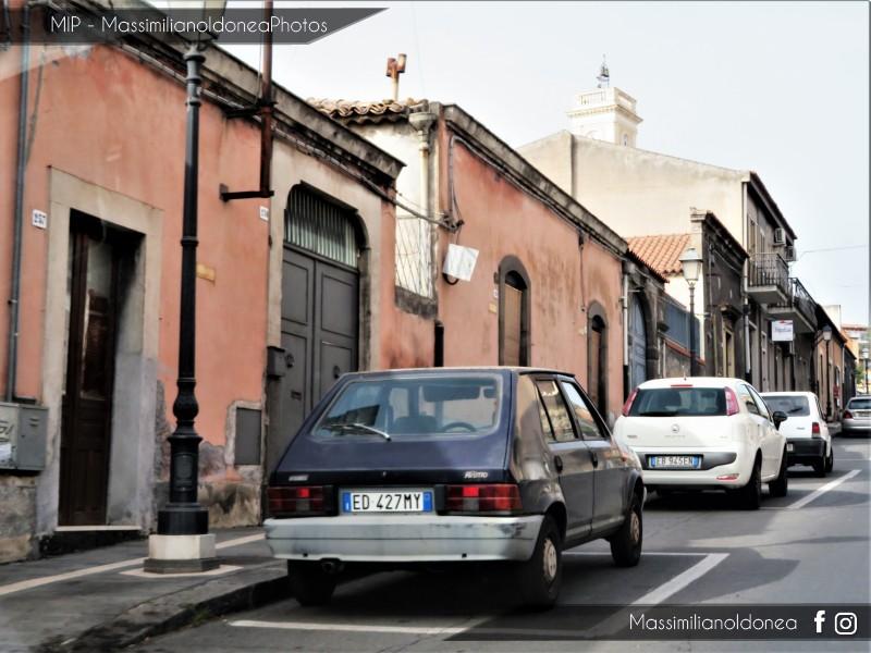 avvistamenti auto storiche - Pagina 18 Fiat-Ritmo-1-1-55cv-85-ED427-MY-135-545-17-4-2019