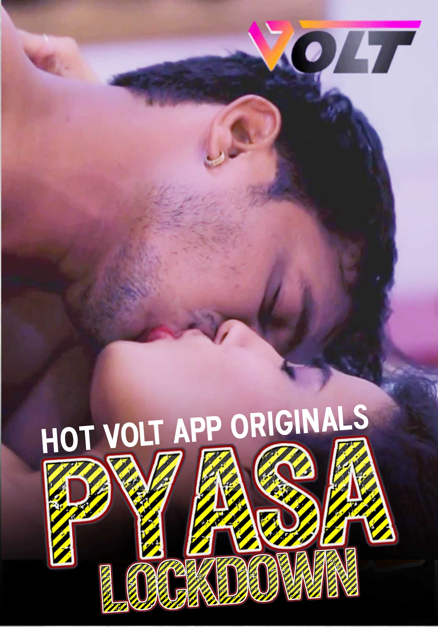 18+ com Pyasa Lockdown 2020 HotVolt Originals Hindi Short Film 720p HDRip 200MB Watch Online