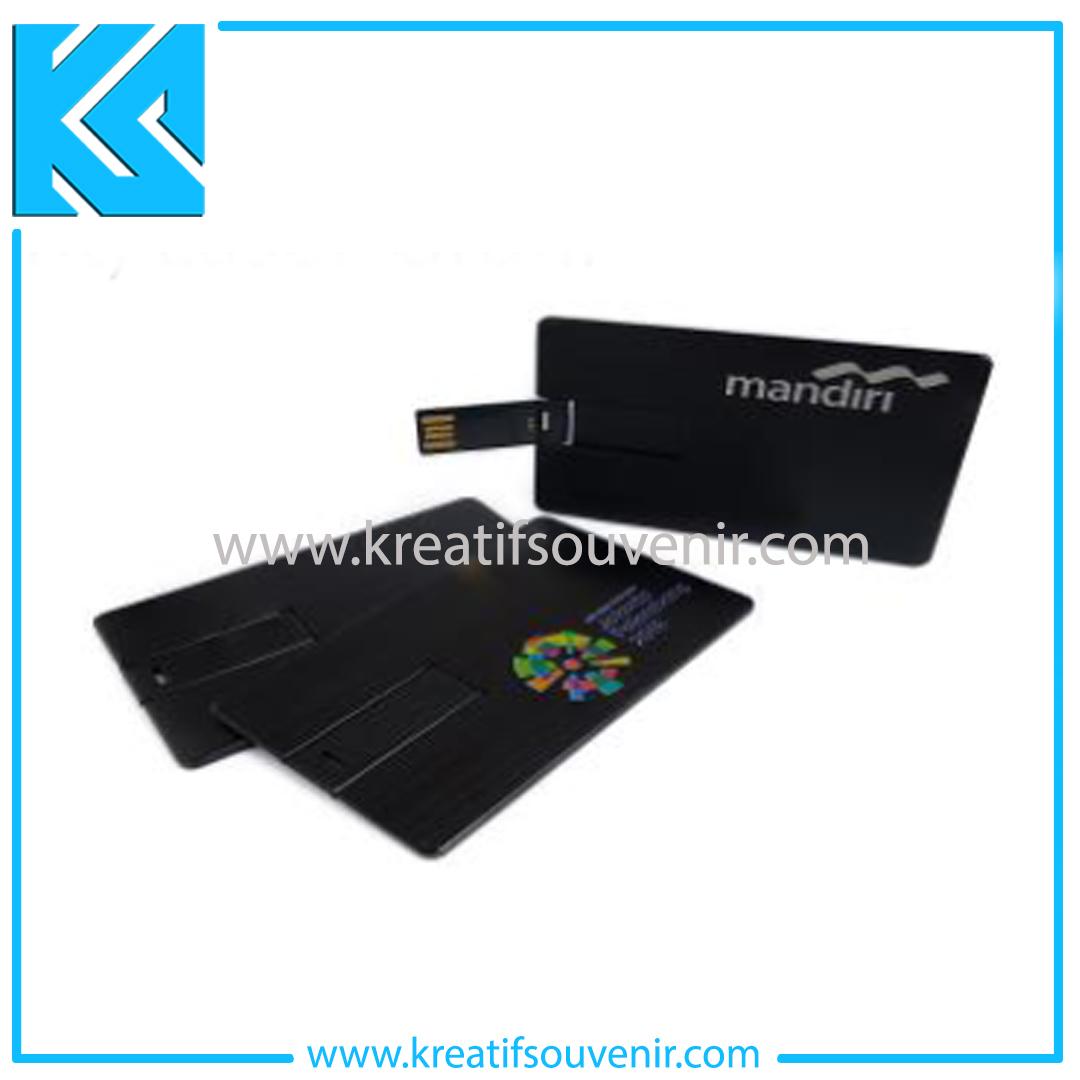 Flashdisk FDCD 15 - Metalcard - Custom Cheap