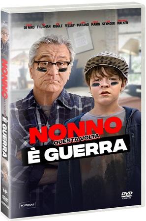 Nonno Questa Volta è Guerra (2020) DVD9 COPIA 1:1 iTA ENG - DDN
