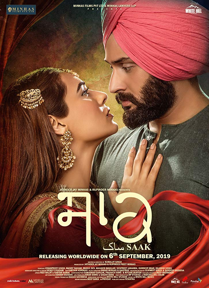 Saak (2019) Punjabi 720p WEB-DL H264 AC3 1GB ESubs