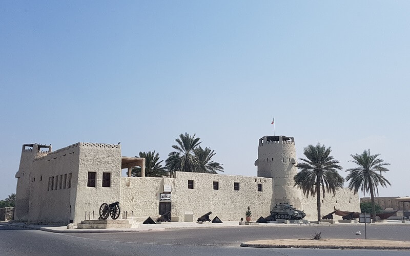 Umm Al-Quwain city photo