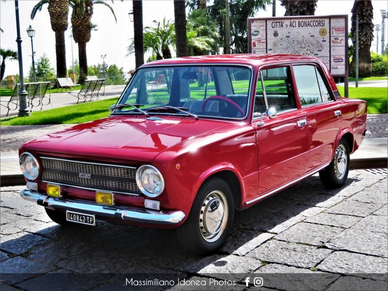 2019 - 9 Giugno - Raduno Auto d'epoca Città di Aci Bonaccorsi Fiat-124-1-2-65cv-74-TP140843-1