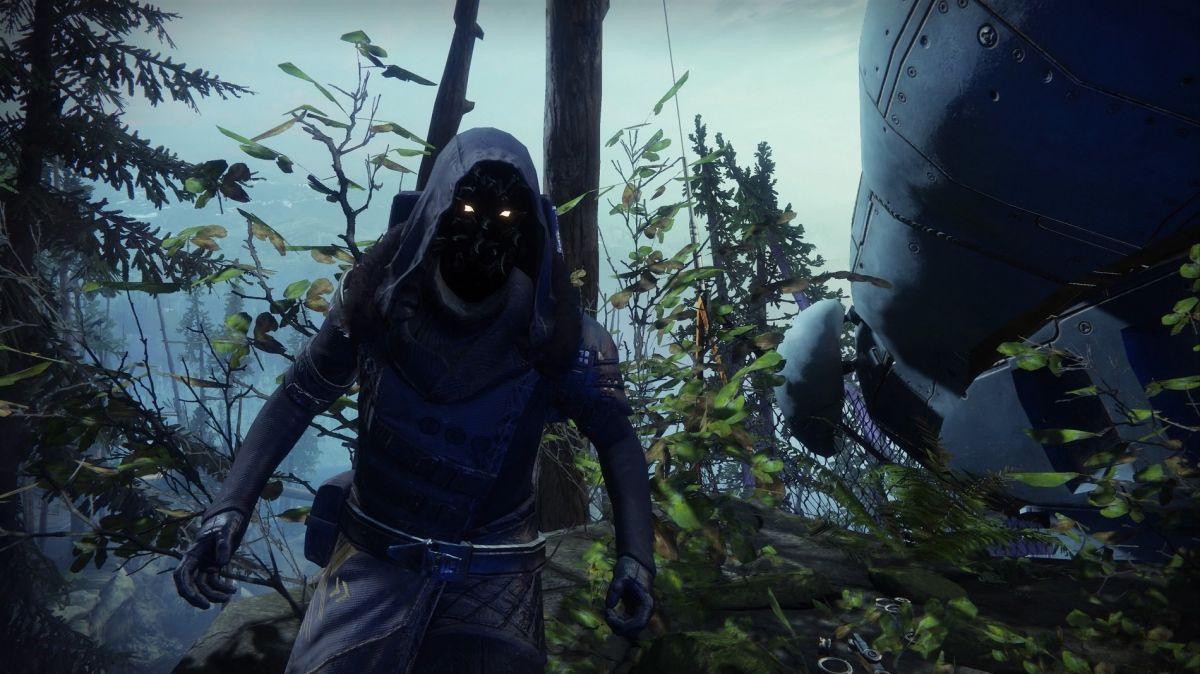 Где найти торговца Зура в Destiny 2?