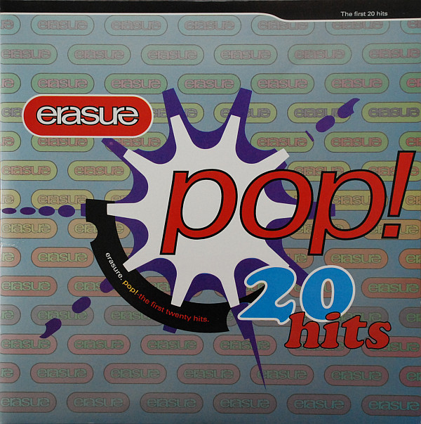 CD Erasure - Pop! The First 20 Hits 1992 - FLAC 5.1