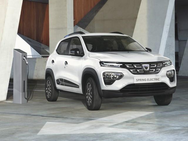 Nouvelle Dacia Spring Electric : La Révolution Électrique De Dacia 2020-Dacia-SPRING-Autopartage-1