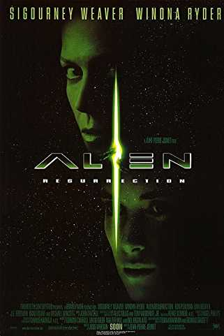 Alien: Resurrection 1997 Download BluRay 1080p Full HD DTS