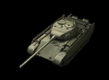 Премиум танк Т-44-100 World of Tanks Blitz