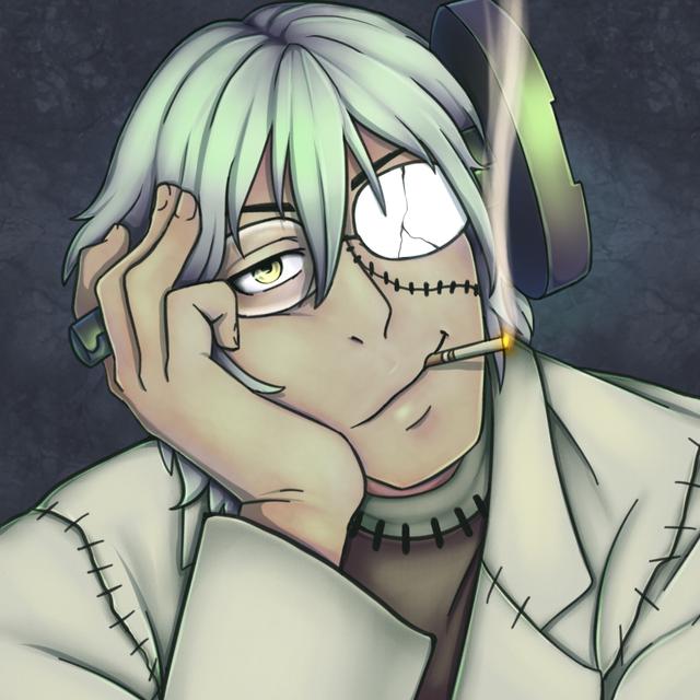 dr-franken-stein-soul-eater-by-abihoneybee