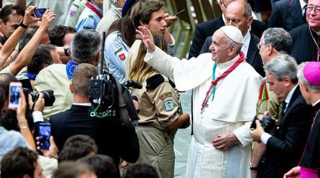 Papa-Francisco-Euromoot-Daniel-Ibanez-ACI-030819
