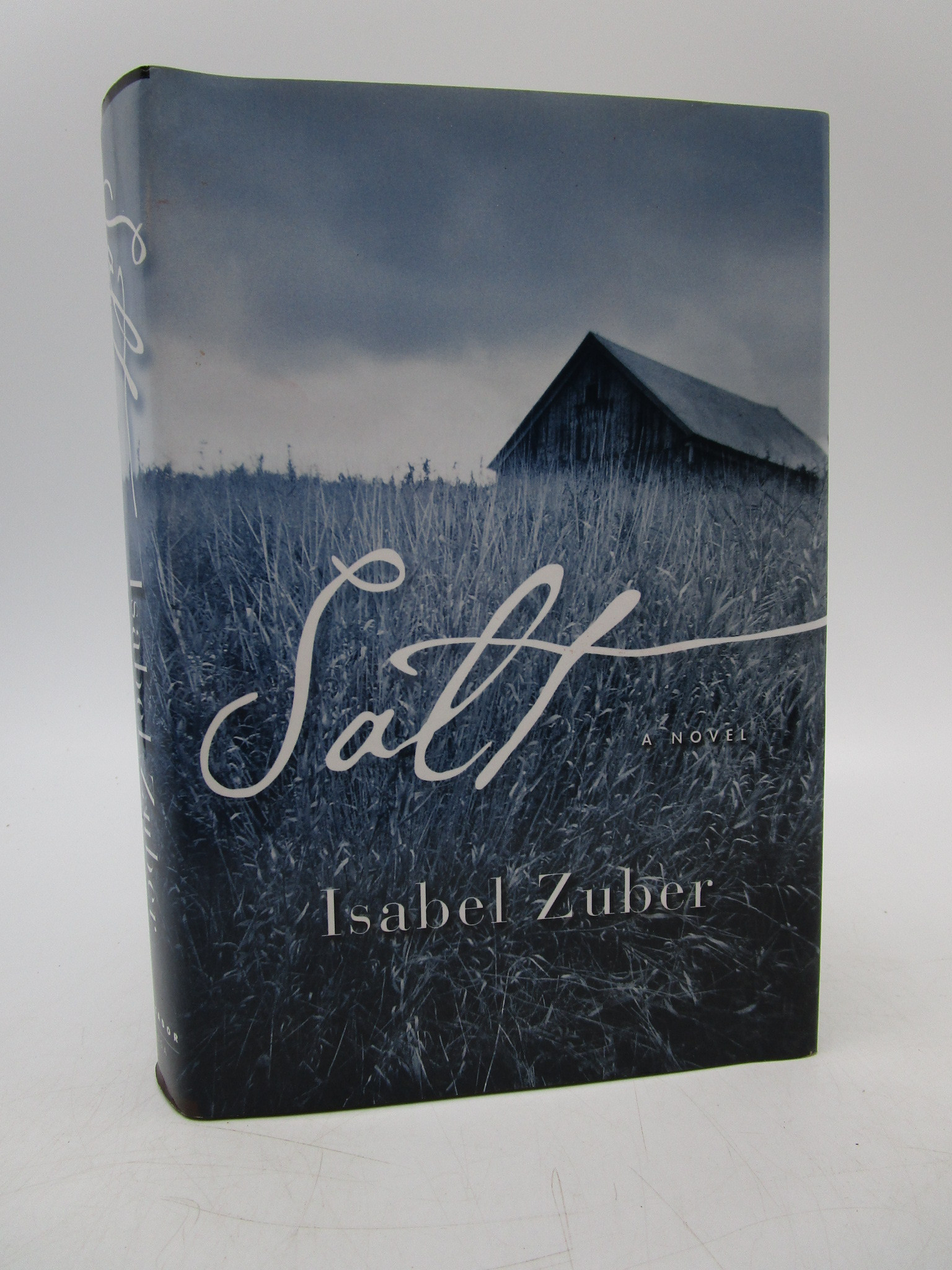 Image for Salt: A Novel (Signed First Edition)