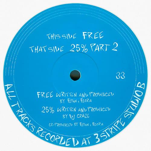 Download DJ Craze / Flynn & Flora - 25% Part 2 / Free mp3