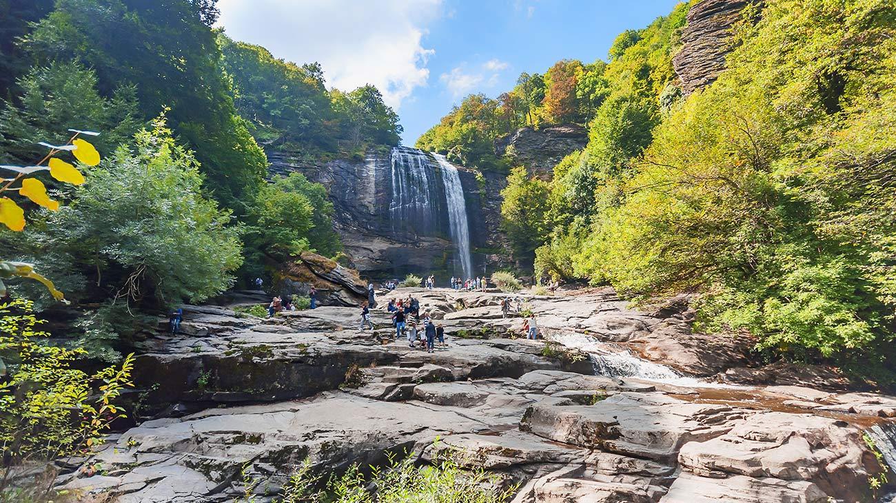 waterfall in Bursa