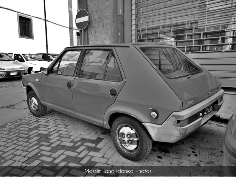 avvistamenti auto storiche - Pagina 2 Fiat-Ritmo-60-CL-1-1-18-AGOSTO-78-CT455076-4