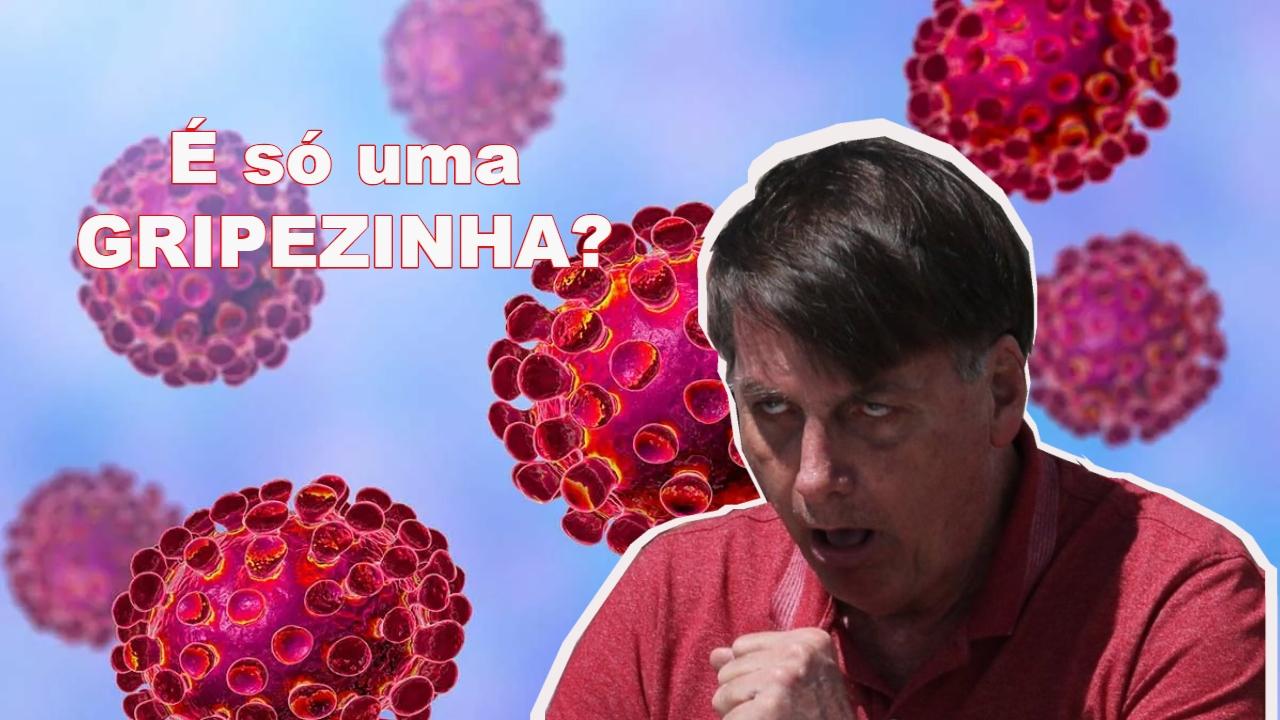 bolsonaro-gripezinha-coronavirus