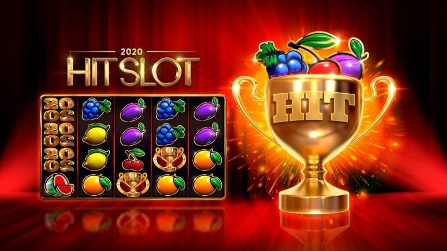 Игровой аппарат 2021-Hit-Slot