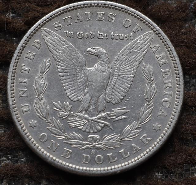 Dolar Morgan 2