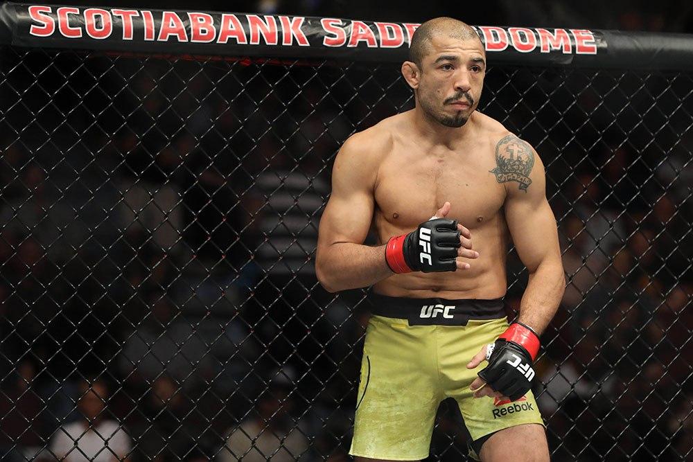 Jose Aldo срещу Cub Swanson на UFC 233