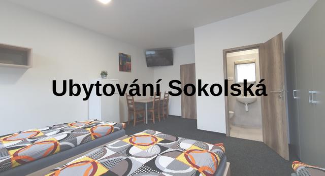 Ubytovani Sokolska