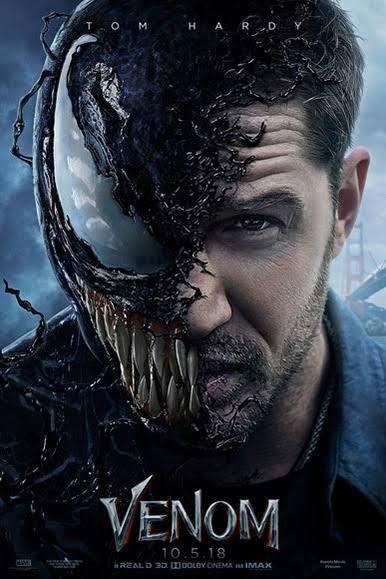 Venom (2018) English 720p Esubs DL [Bangla Subtitles ADDED]