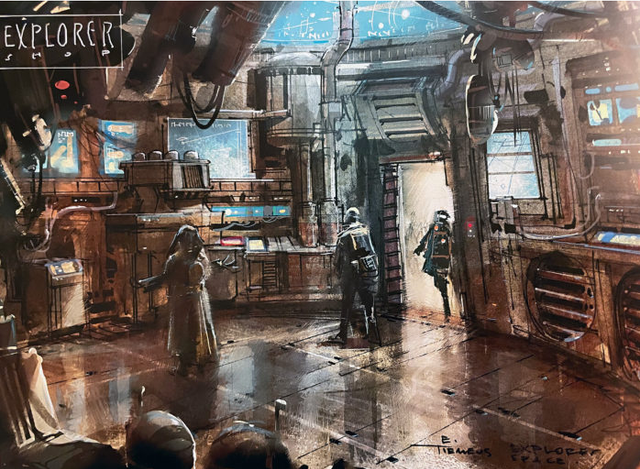 Star Wars: Galaxy's Edge [Disneyland Park - 2019] - Page 12 154