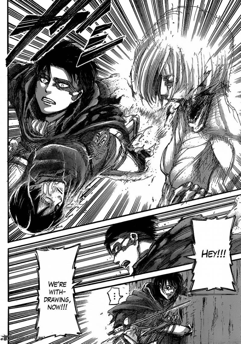 Shingeki No Kyojin, Chapter 30 - Attack On Titan Manga Online