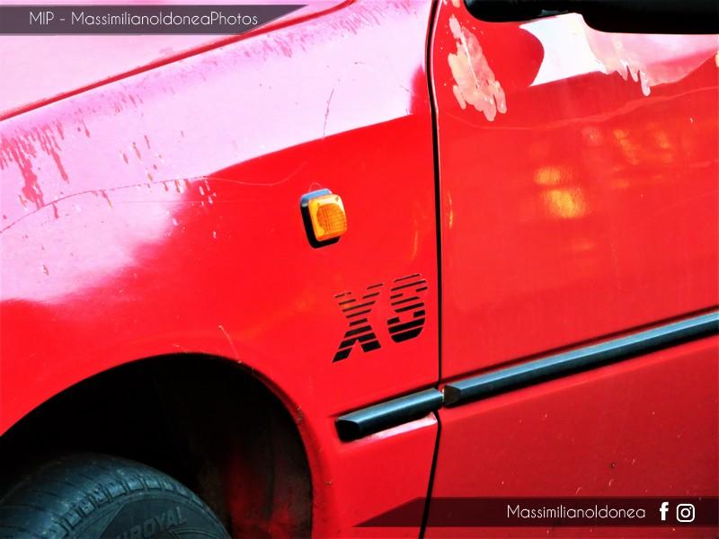 avvistamenti auto storiche Peugeot-205-XS-1-4-83cv-90-CT919796-3
