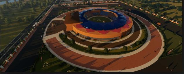 Load Buddha International Stadium