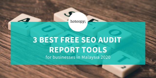 Seo Audit White Blocks on Brown Wooden Surface - Hotcopy