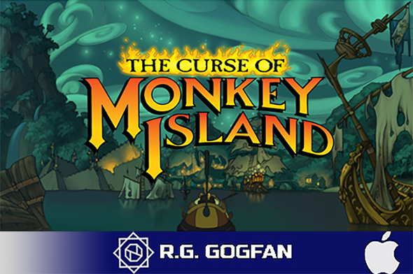 The Curse of Monkey Island (Disney) (ENG|GER|MULTI5) [DL|GOG] / [macOS]