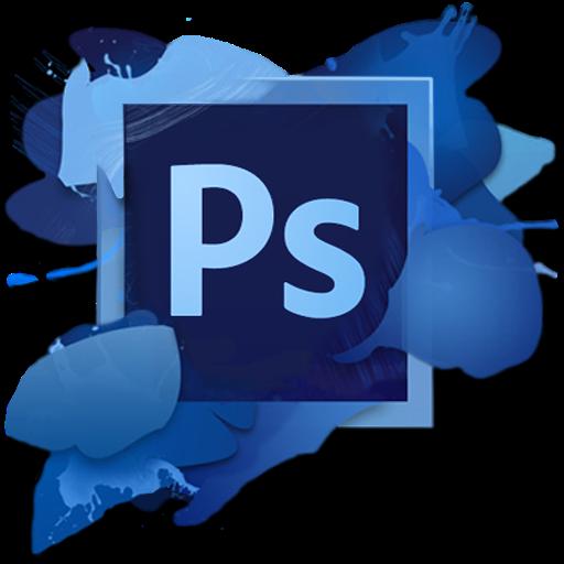 Logo de Adobe Photoshop CS6 Full.