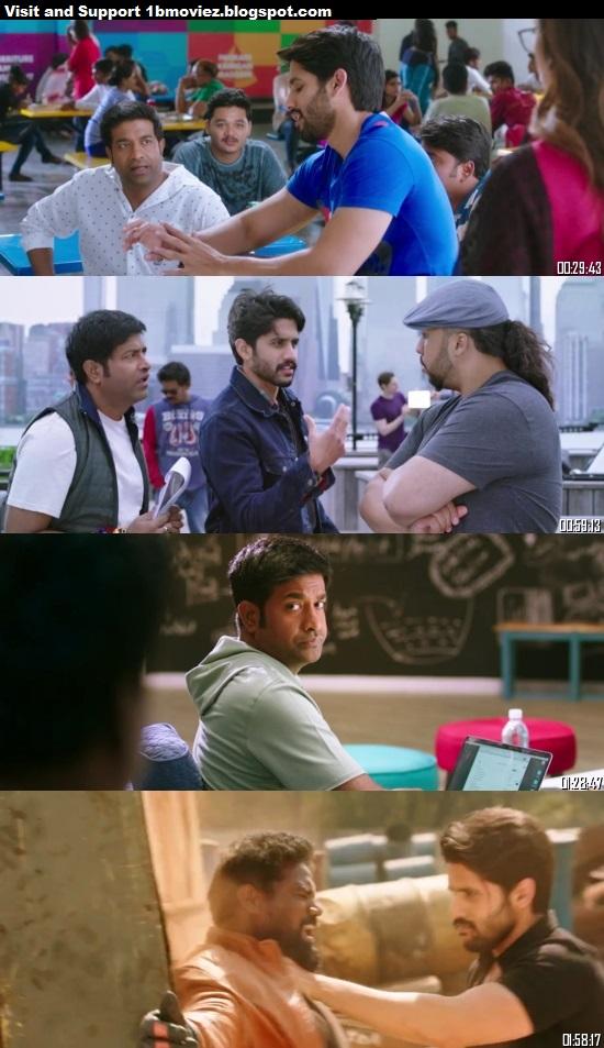 Savyasachi 2018 Telugu 480p WEB-DL  Hindi Subtitles 400MB Movie