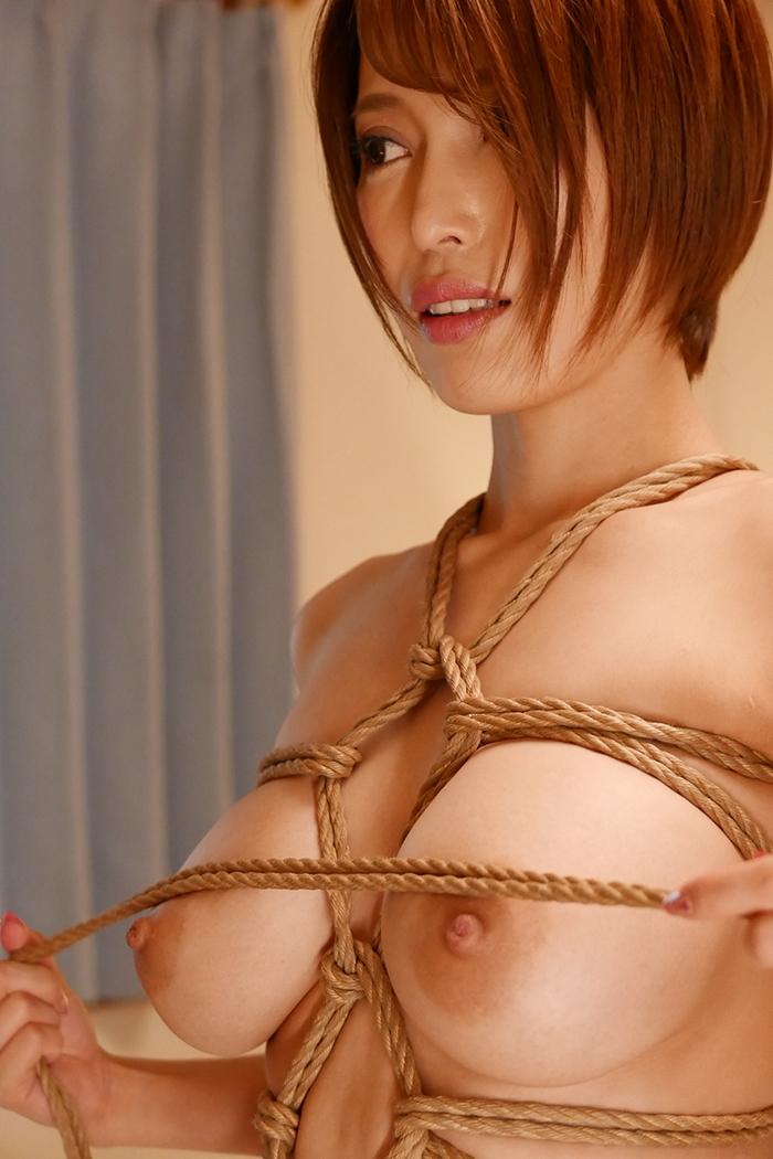 绳绕乳 线穿穴-捆绑图集(下)