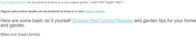 Organic-Pest-control